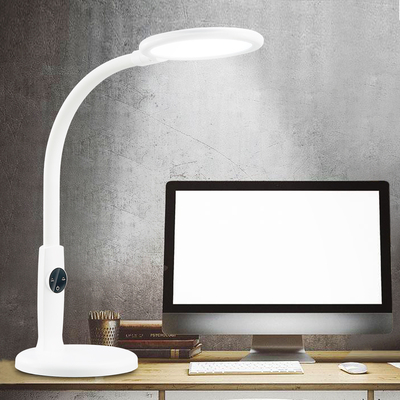 LED multi-functional desk lamp